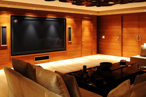 Luxury Home Automation and Complete Integration Ergo Audio